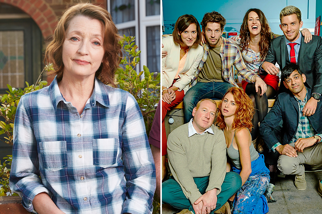 Big talk productions mum and crashing nominated by bafta for Ross craft show 2017